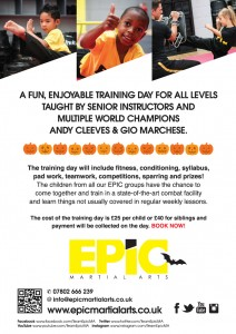 Epic Kids October Course-2
