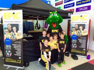 Our event team at Bradley Stoke